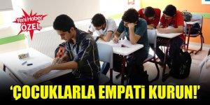 Prof. Dr. Ercan Yılmaz: Çocuklarla empati kurun!