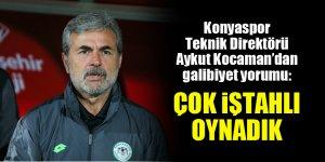 Aykut Kocaman'dan Denizlispor galibiyeti yorumu: Çok iştahlıydık