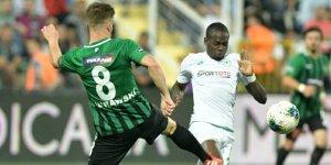 Denizlispor ilk golü Miya'dan yedi