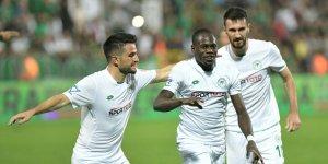Konyaspor'da Miya gümbür gümbür