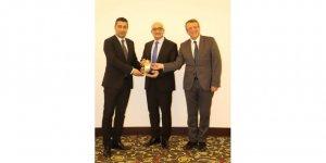 Anadolu Üniversitesi Açıköğretim Sistemi'ne ödül