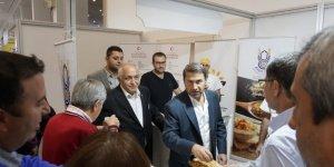 Ankara'da STSO standına yoğun ilgi