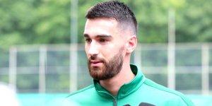 Konyaspor'da Bajic ısınırken sakatlandı, kadrodan çıkarıldı!