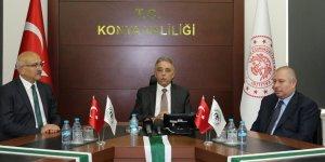 Konyaspor öğrencilere sporu sevdirecek