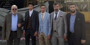 Rahim Avcı oğlunu evlendirdi
