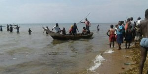 Kongo Demokratik Cumhuriyeti'nde tekne alabora oldu
