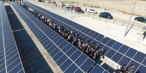 Karatay Belediyesi elektrik ihtiyacını GES'ten karşılayacak