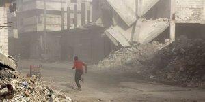 İdlib'de geçen ay 75 sivil öldürüldü