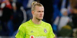 Beşiktaş'ın kalecisi Loris Karius, performansından memnun
