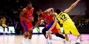 Fenerbahçe Beko deplasmanda kayıp