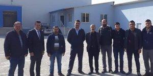 Beyşehir'de yeni yaptırılan mezbahane hizmete girdi