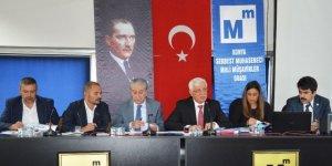 Konya SMMMO Danışma meclisi toplantısı yapıldı