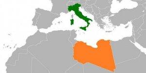 İtalya'ya ait bir İHA Libya'da düştü