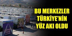 Bu merkezler Türkiye'nin yüz akı oldu