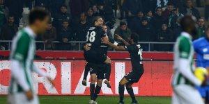 Beşiktaş, Süper Lig'deki yenilmezlik serisini 6 maça çıkardı