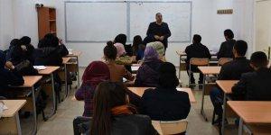 Suriye'de terörden arındırılan bölgelerde yüksek öğrenim fırsatı