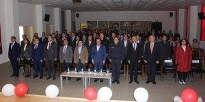 Yunak'ta Öğretmenler Günü kutlandı