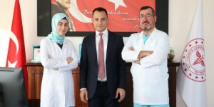 Beyşehir'e atanan uzman hekimler göreve başladı