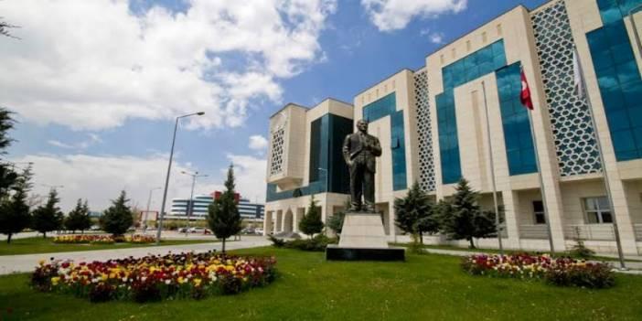 """Konya'daki """"arkadaş cinayeti"""" davasına devam edildi"""