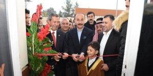 Tel Abyad'da ilk şirket açıldı