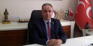 MHP Konya İl Başkanı Remzi Karaarslan'ın 23 Nisan mesajı