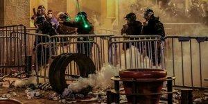 Lübnan'da gerginlik ikinci gününde de devam etti