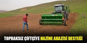 16 bin çiftçiye 43 bin 620 dekar arazi dağıtıldı