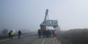 Konya'da zincirleme trafik kazası: 8 yaralı