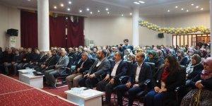 Bozkır'da namaz konulu konferans düzenlendi