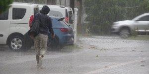 Meteorolojiden Konya için kuvvetli yağış uyarısı
