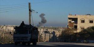 Rejim, Rusya ve İran'ın desteğiyle İdlib'de 40 yerleşimi ele geçirdi
