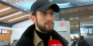"""Yusuf Yazıcı: """"Avrupa Şampiyonası'na yetişip ülkemize yardım etmek istiyorum"""""""