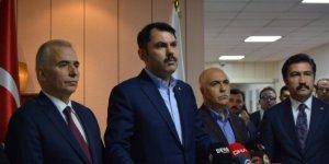 Bakan Kurum'dan Pamukkale ile ilgili 'kentsel dönüşüm' açıklaması
