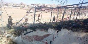Yemen'de askeri bölgeye sızmaya çalışan 18 Husi milis öldürüldü