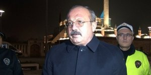 Konya İl Emniyet Müdürü Mustafa Aydın'ın acı günü