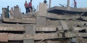 Kamboçya'da çöken binada ölü sayısı 24'e çıktı