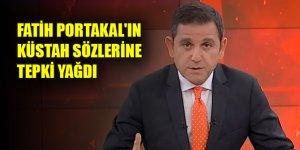 Fatih Portakal'ın küstah sözlerine tepki yağdı