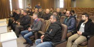 Bozkır'a yeni oto galericiler sitesi yapılması planlanıyor