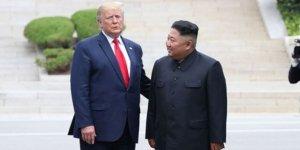 ABD Başkanı Trump'tan Kuzey Kore lideri Kim'e doğum günü tebriği