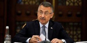 Cumhurbaşkanı Yardımcısı Oktay'tan Umman'a taziye ziyareti