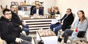 Yeni Haber'e, Konya'nın Sesi ve Anadolu'da Bugün'den ziyaret