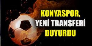 Konyaspor, Guilherme'yi duyurdu