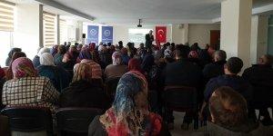 Seydişehir'de umrecilere eğitim semineri