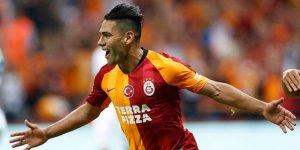 Galatasaraylı Falcao deplasmanda atamıyor