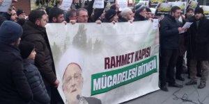 Konya İHH'dan 'Umut Cuması' protestosu