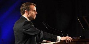 Macron: Daha krizin başındayız