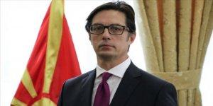 """Kuzey Makedonya Cumhurbaşkanı Pendarovski: """"Türkiye ile dayanışma içindeyiz"""""""