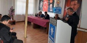 Yalıhüyük ilçe danışma meclis toplandı