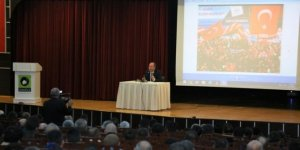 Başkan Oprukçu, 10 aylık hizmetlerini değerlendirdi