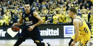 Fenerbahçe Beko Almanya'da kazandı
